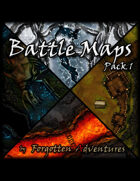 Battle Maps Pack 1