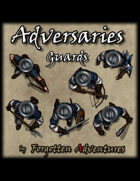 FREE - Adversaries Guards! - Token Pack