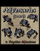 FREE - Adversaries Guards! - Token Pack