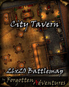 City Tavern 26x20 Battlemap