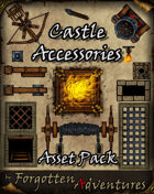 Castle Accessories - Asset Pack