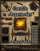 Castle Accessories - Asset Pack