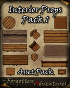 Interior Props Pack 1