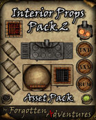 FREE - Interior Props Pack 2