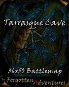 Tarrasque Cave 36x50 Battlemap