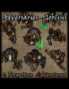 Adversaries Goblins - Token Pack