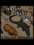 Creature Tokens Pack 9