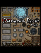 Dungeon Decor - Pack 1