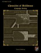 Chronicles of Ballidrous - Battle Maps - Sewer pack 01