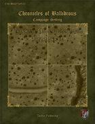 Chronicles of Ballidrous - Battle Maps - The Great Uannat-tuan Jungle - Jungle Pack 01