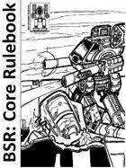 Big Stompy Robots: Core Rulebook