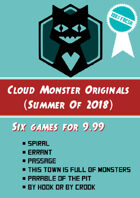 Cloud Monster Originals - Summer of 2018 [BUNDLE]