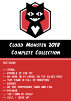 Cloud Monster 2018 - Complete Collection [BUNDLE]