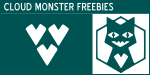 Cloud Monster Freebies