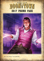 Doomtown 2017 Promo Pack