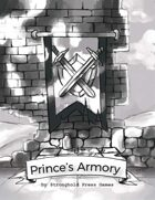 The Prince's Armory