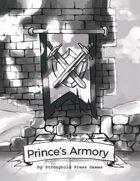 The Prince's Armory