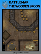Battlemap The Wooden Spoon