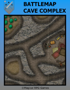 image of a battle map named Battlemap-Cave-Complex