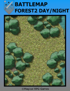 Battlemap Forest2