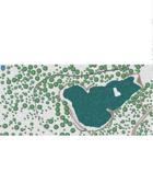 Snow Lake Map
