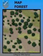 image of a battle map named Map-Forest