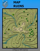 image of a battle map named Map-Ruins