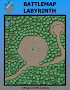 Battlemap Labyrinth