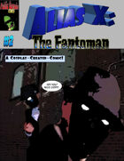 Alias:X, The Fantoman #2