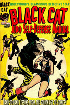 Black Cat Judo Self-Defense Manual
