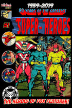 80 Years of the Greatest Super-Heroes #1