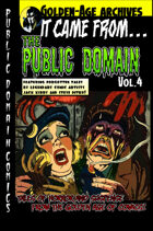 It Came From The Public Domain #4