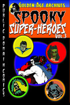 Spooky Super-Heroes #3
