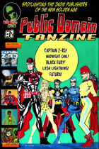 Public Domain Fanzine #2b
