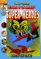 80 Years of the Greatest Super-Heroes #6