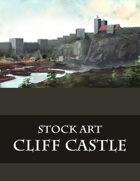 Cliff Castle - Stock Art