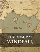 Regional Maps:  Windfall