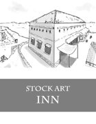 Inn - Stock Art