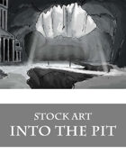 Into the Pit - Stock Art