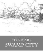Swamp City - Stock Art
