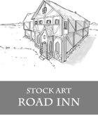Traveler's Inn - Stock Art