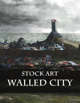 Cliff City - Stock Art