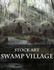 Swamp Village - Stock Art