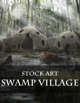 Swamp Village - Stock Art