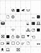 Net Icons for Cyberpunk 2020