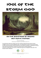 Idol of the Storm God