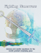 [VDP 5E] Fighting Maneuvers