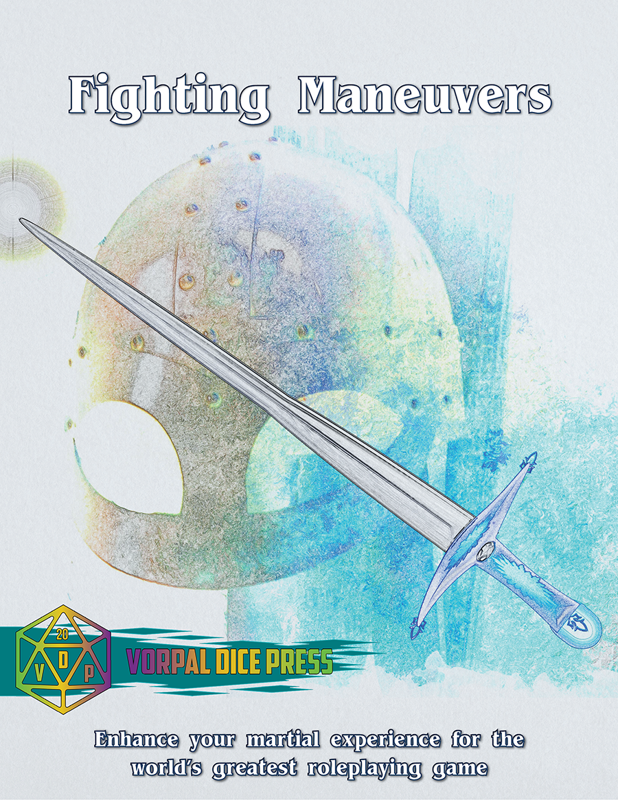 VDP 5E] Fighting Maneuvers - Vorpal Dice Press