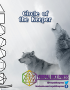 [VDP 5E] Circle of the Keeper (Druid)