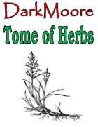 DarkMoore Tome of Herbs